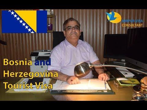 Bosnia And Herzegovina Visit Visa|Bosnia And Herzegovina Touristic Visa|