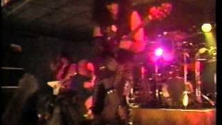 "Warhead- ""Street Survivors"" at The Flying Dutchman"