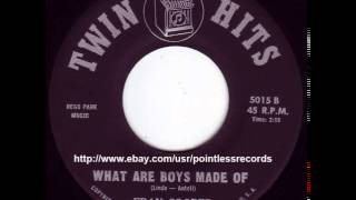 Fran Cooper - What Are Boys Made Of - Popcorn Soul RnB Girl Group