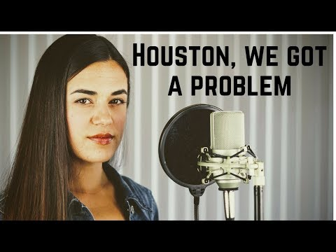 Houston, We Got A Problem - Luke Combs | Camille van Niekerk Cover