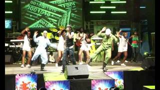 Nameless performing Salari at KENYA LIVE Machakos Concert