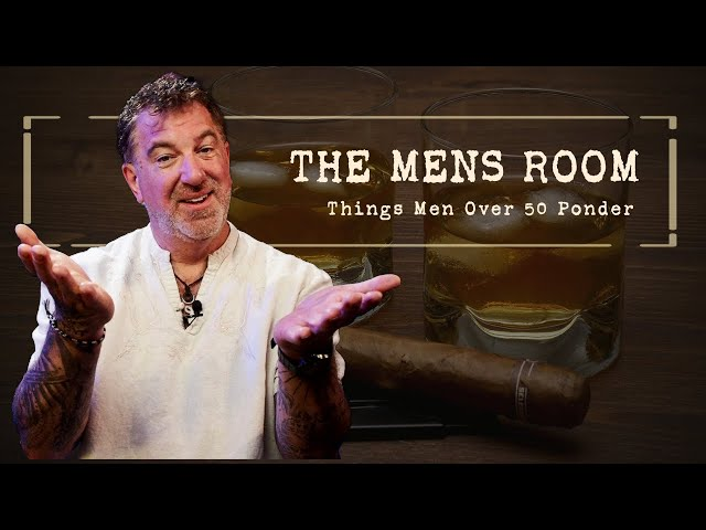 THE MENS ROOM: THE VASECTOMY EXPERIENCE! - Things Guys Over 50 Ponder