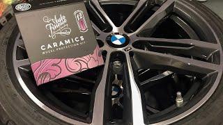 Auto Finesse Caramics Ceramic Wheel Coating - How To Apply