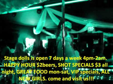 Stage Dolls GoGo Bar @ Great Meadows New Jersey