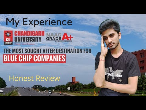 Chandigarh University Review | Life of Students | Campus | My Experience