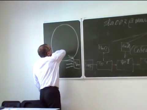 """А.М.Рощин. Курс """"Организация производства на предприятии"""". Первая лекция."""