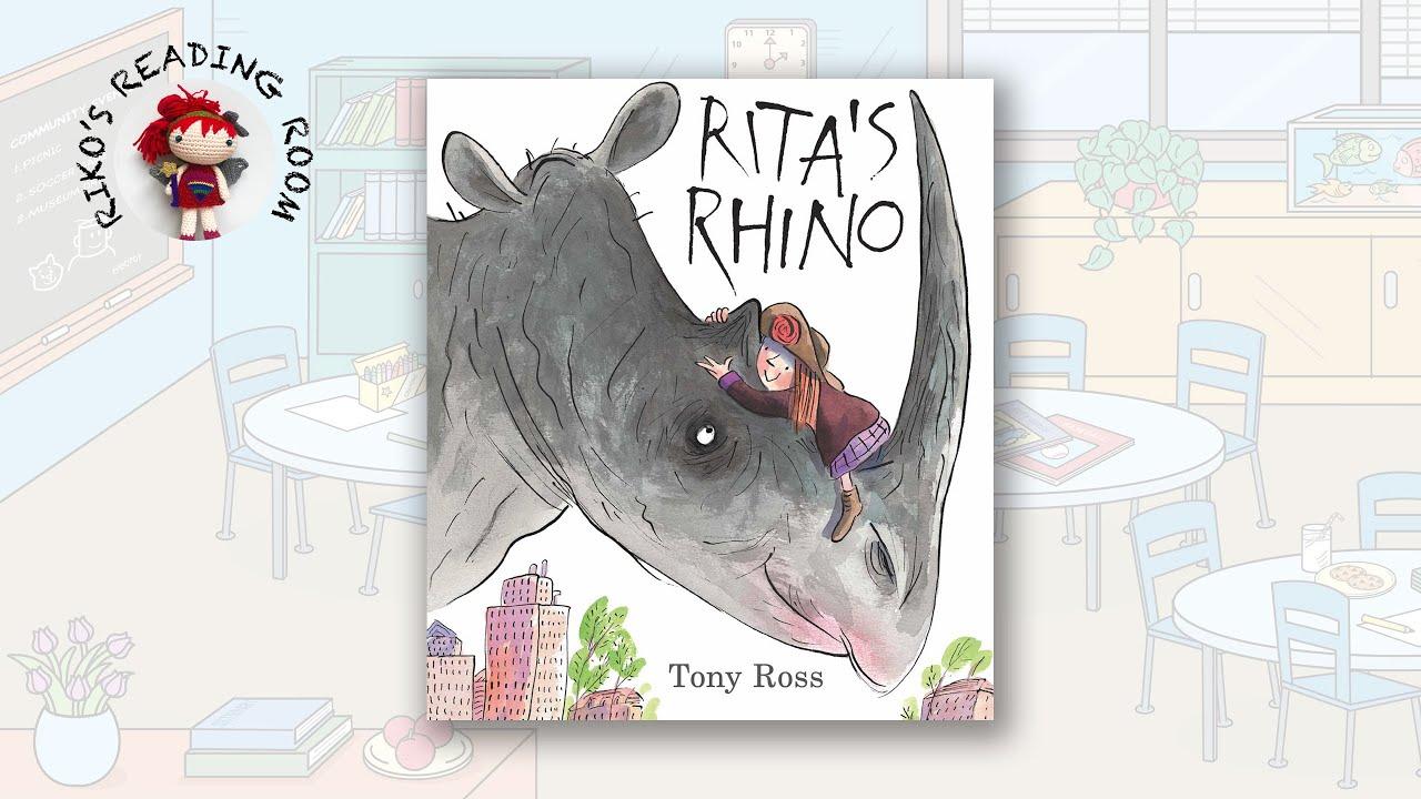 Rita and Ricardo the Rhinos