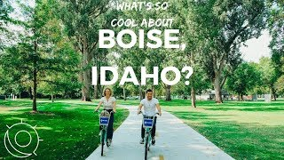 WHAT'S SO COOL ABOUT BOISE, ID? | by Sun and the Moon