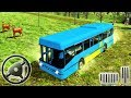 Bus Mountain Drive Simulator 3D | New Bus Offroad Climber Driving - Android GamePlay