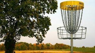 4 World Best Disc Golf -Slow-mo Tee shots.