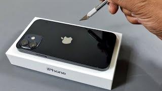 iPhone 12 Unboxing & Camera Test   Black Colour
