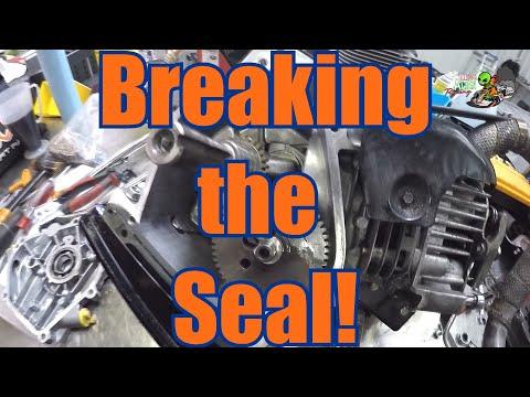 LO206 Leaking Engine