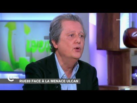 Pierre Haski dénonce le hacker Ulcan - C à vous - 02/10/2014