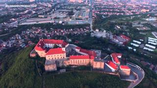 Замок Паланок Мукачево(MiloradovProduction: https://www.facebook.com/miloradovpro https://instagram.com/miloradov.video Mukachevo Palanok Castle Ukraine Мукачівський замок ..., 2015-09-05T09:54:55.000Z)