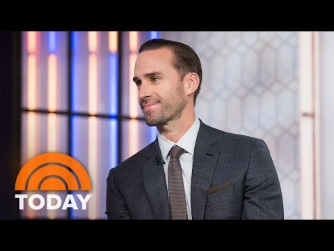 Joseph Fiennes On Hulu's 'The Handmaid's Tale': 'It's Like A 50 Mile Run'  TODAY