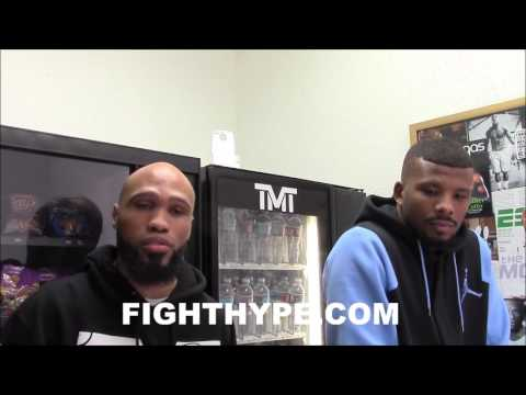 FLOYD MAYEATHER'S THANKSGIVING TURKEY GIVEAWAY: TMT FIGHTERS GIVING BACK TO THE COMMUNITY