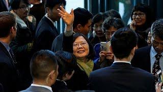 Тайвань   болезненный вопрос американо китайских отношений?