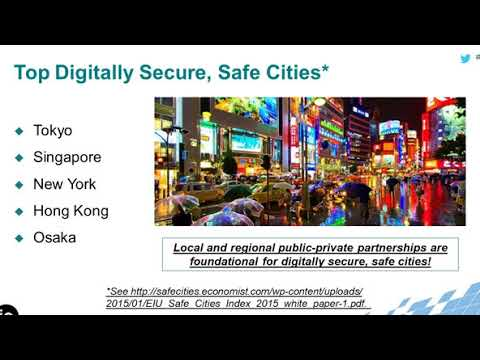 Security Challenge on mobile communication system for smart city