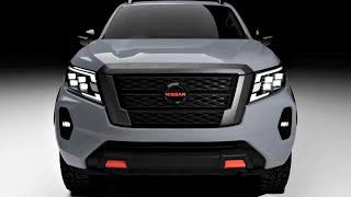 2022 Nissan Navara! (nissan frontier) Excellent pick-up truck! nissan frontier 2022...