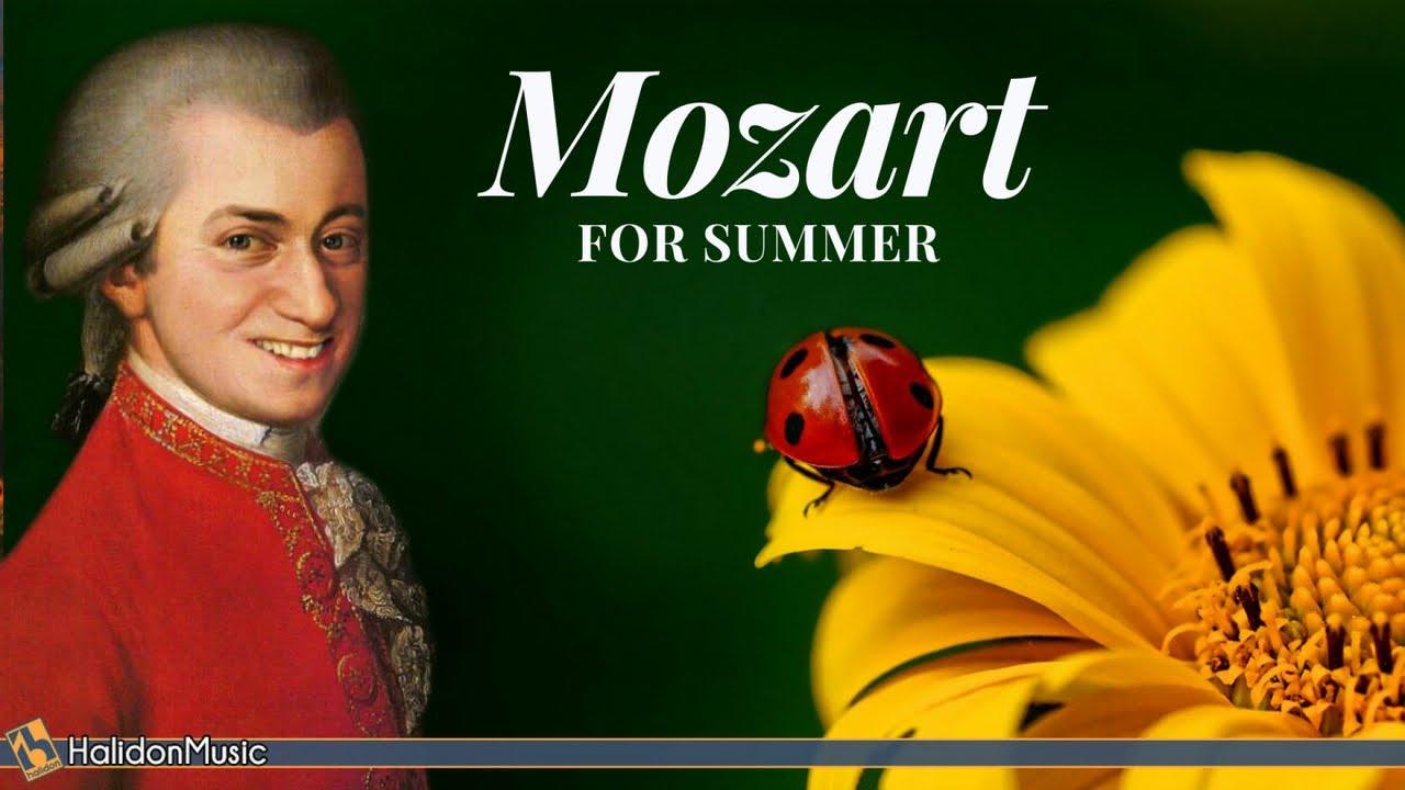 Mozart for Summer