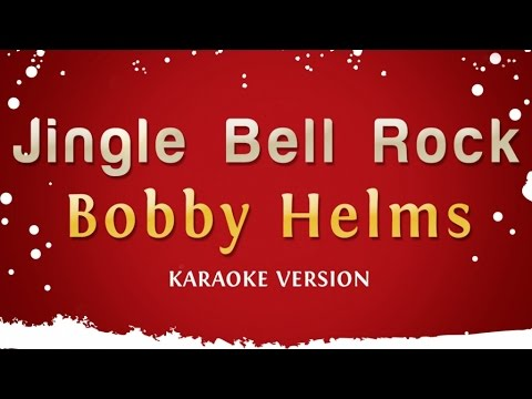 Bob Helms  Jingle Bell Rock Karaoke Version