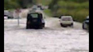 Hampton Lovett Floods - Droitwich