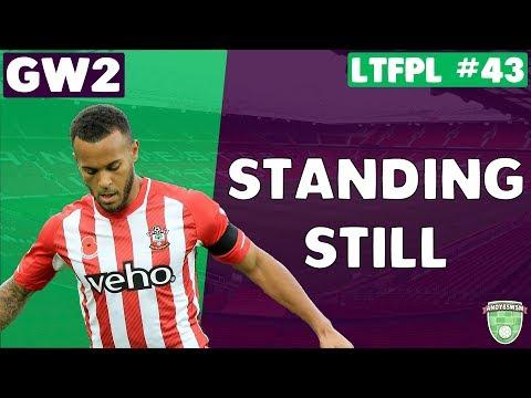STANDING STILL | Let's Talk Fantasy Premier League 2017/18 | #41