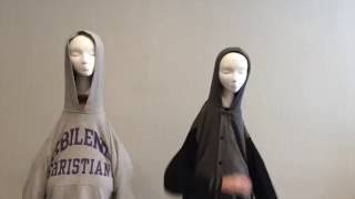 Heathens Mannequin Head Dance - BLOOPERS