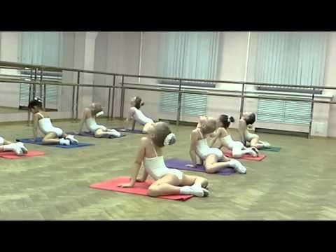 Лучшие танцы — Балет для начинающих (видео уроки)