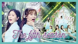 [HOT]  OH MY GIRL  - The fifth season(SSFWL) ,  오마이걸 - 다섯 번째 계절(SSFWL) Show Music core 20190518