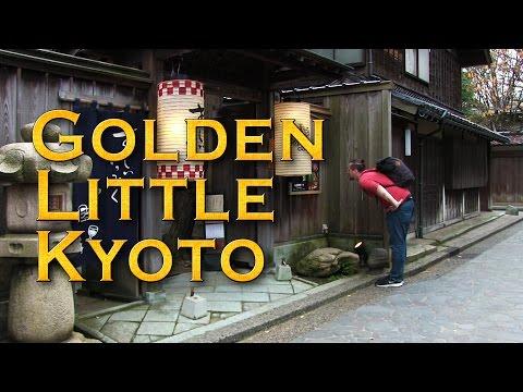 Gold Leaf Everywhere! Ishikawa's Little Kyoto - Kanazawa