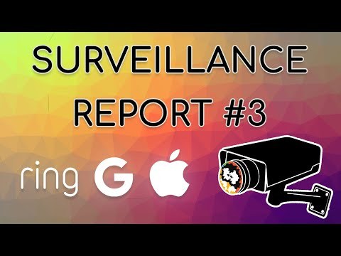 Surveillance Report EP. 3   Weekly Security & Privacy News