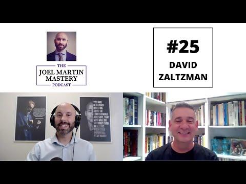 Joel Martin Mastery Podcast
