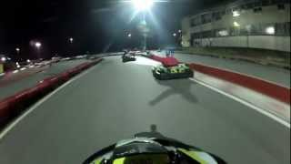 Gara Kart Indoor Vicenza - Rimonta da ultimo (15°) a terzo