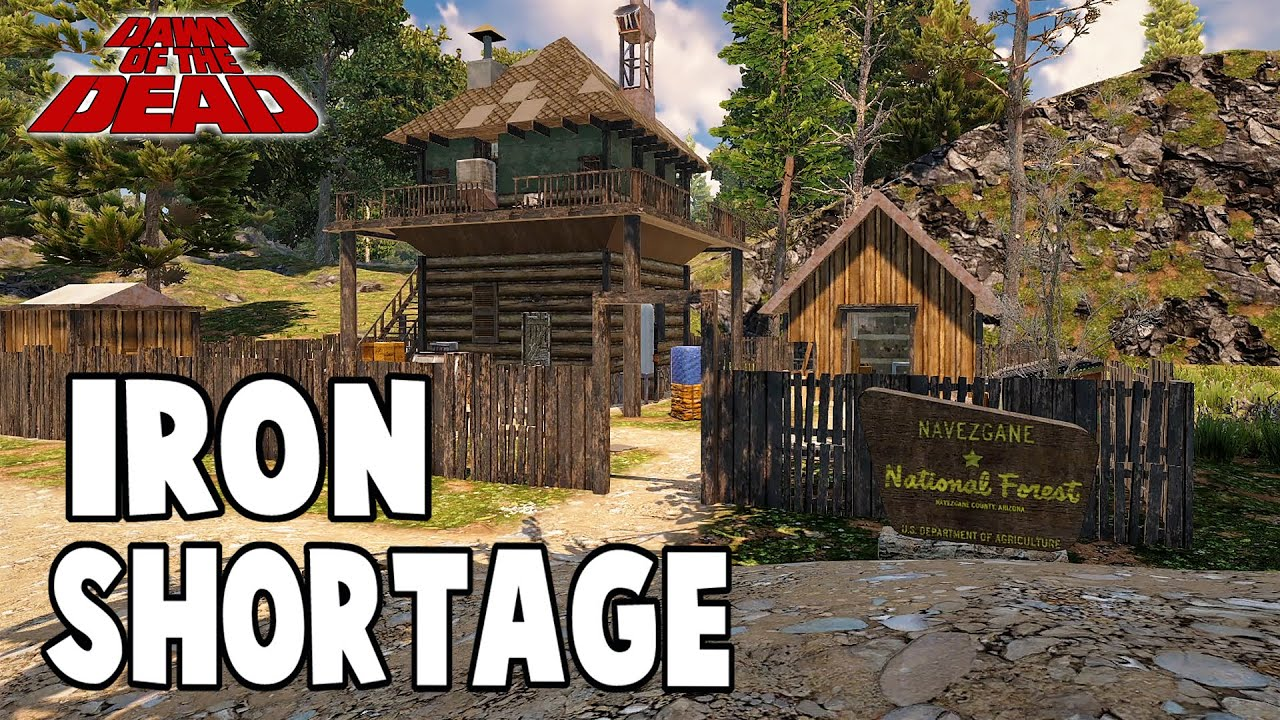Download 7 Days To Die Alpha 19 - Iron Shortage And Bigger Horde - Dawn Of The Dead Part 7