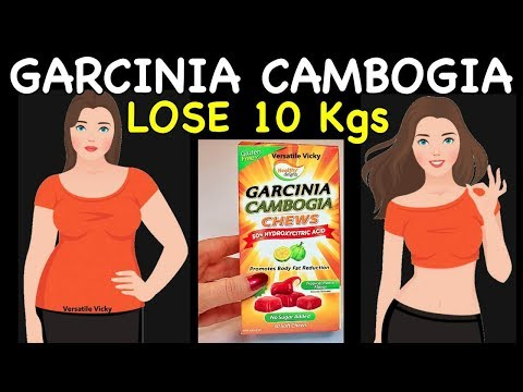 Garcinia Cambogia: Weight Loss (Lose 10 kgs) | Lose 10 Kgs in 30 Days!