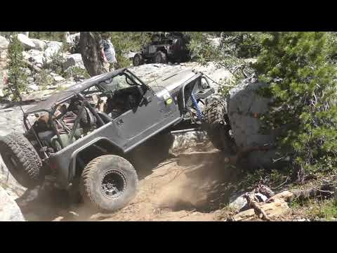 4x4 Places - Swamp Lake Route