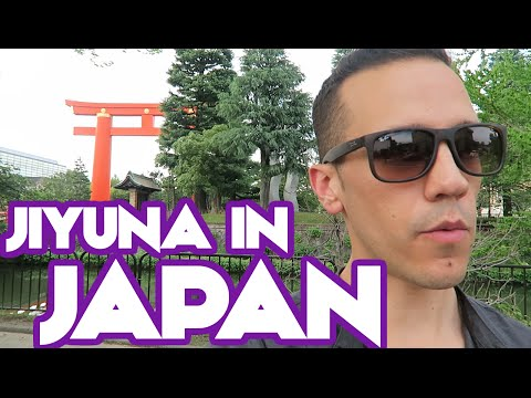 Jiyuna in Japan #1.0 - Kyoto Business Trip