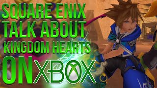 Square Enix Talk About Kingdom Hearts on XBOX!