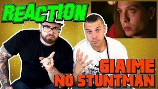 GIAIME - NO STUNTMAN (prod. Andry The Hitmaker) | RAP REACTION 2017 | ARCADE BOYZ