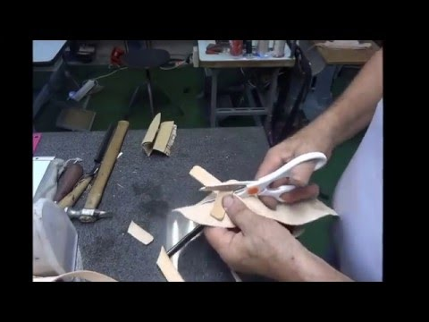 37d2e2047 Japanese  sandals - how to Make - YouTube