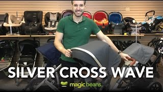 Silver Cross Wave Stroller 2017 | Best Most Popular Strollers | Baby Gear