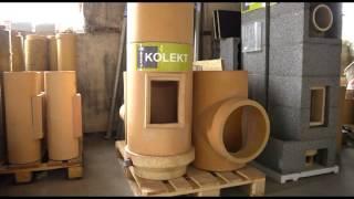 Keramikiniai kaminai - MK KOLEKT