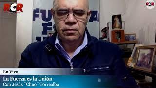 RCR750 -La Fuerza es la Unión   Lunes 10/12/2018