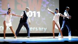 Salsa Performance - Yamulee Dance Company at Hot Salsa Weekend 2011