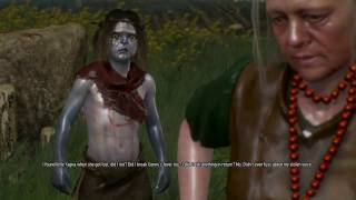 The Witcher 3:Wild Hunt Meeting Johnny