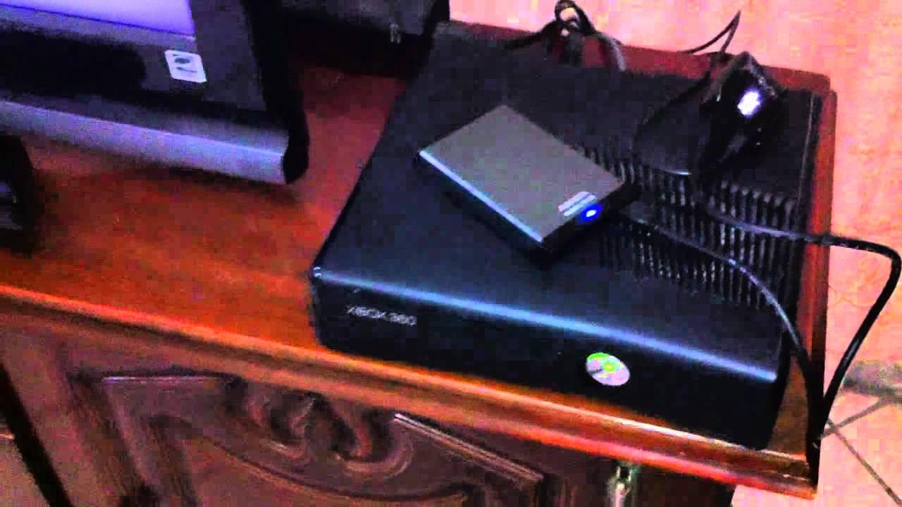 Xbox 360 slim con chip key token para jugar por usb youtube for Sillas para jugar xbox