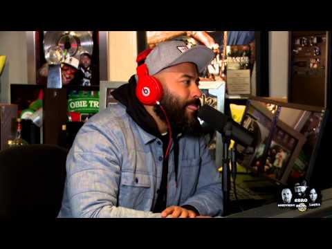 Can B I G's son spit? Hangs with white kids & has a new group   Ebro in the morning uncovers