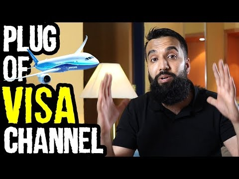Best Visa Info Channel I Know | Get Free Plug From ME | Azad