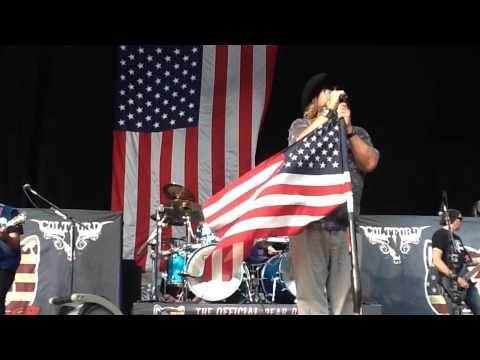 Colt Ford at Taste of Country Music Festival 2015